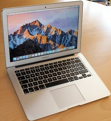 APPLE MacBook Air 13,3 Zoll 2014 1.4 GHz i5 4 GB RAM 256GB SSD