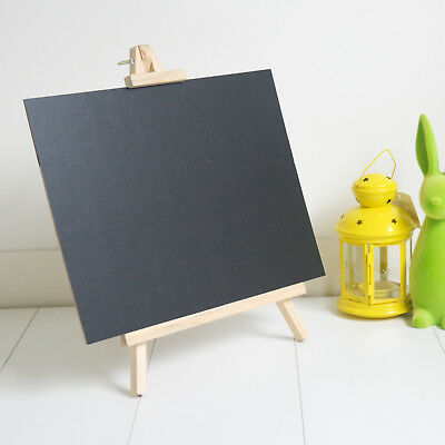 BLANK Standing Chalkboard Blackboard Easel Wedding Party Cafe Photobooth Sign