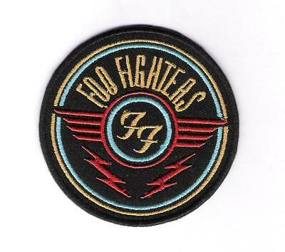 patch embroidered / écusson thermocollant Foo Fighters
