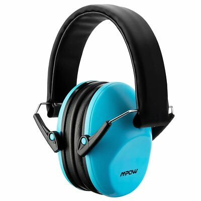 Mpow Foldable 29dB Ear Defenders Hearing Protection Ear Muffs For Kids Children