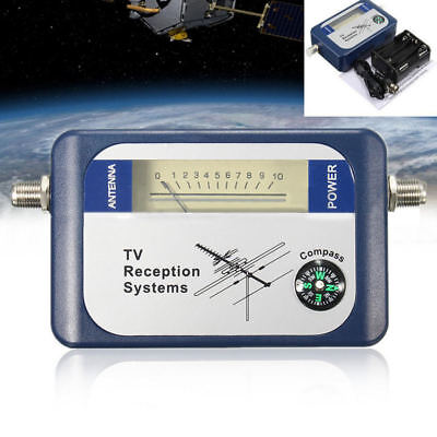 Digital DVB-T Signal Finder TV Antenne Satellite Terrestrisch DVBT Meter Finder