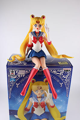 Sailor Moon BREAK TIME FIGURE~SAILOR MOON~ BANPRESTO Free Shipping JAPAN