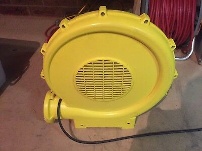 Non commercial jumping castle blower 850w