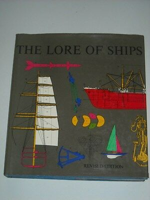 THE LORE OF SHIPS AB Nordbok 1,550 Illustrations 1978