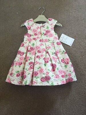 Baby Girls Party Dress 6-9 Months