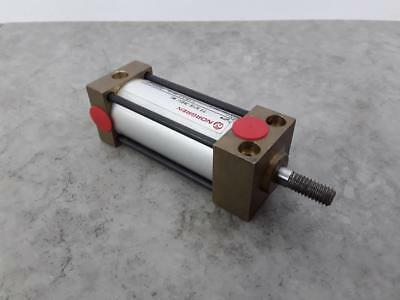 "Norgren Heavy Duty Air Cylinder 1.125"" Bore 2"" Stroke Double Acting"