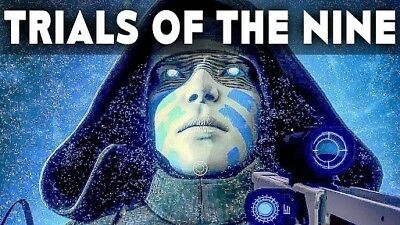 Trials Of The Nine Flawless Destiny 2 PS4