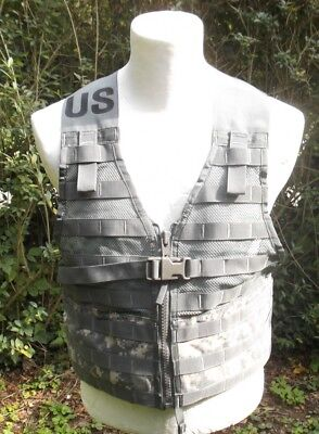 Original US Tactical Weste Vest Molle II Trägerweste AT DIGITAL FLC Molleweste