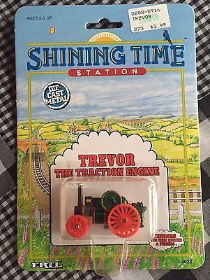 Shining Time Station - Trevor the Traction Engine  - 1992