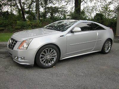 2011 Cadillac Other  2011 Cadillac CTS Coupe
