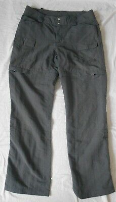 The North Face Women's Convertable Trousers Size 6, Nice Condition