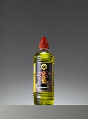 Gel Burner Fuel or Fire Gel x 1Ltr bottle