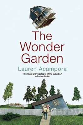 The Wonder Garden,PB,Lauren Acampora - NEW