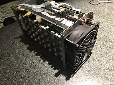 Antminer S1 - 180 GH/S- Bitcoin BTC Bitmain Miner ASIC Cryptocurrency SHA-256