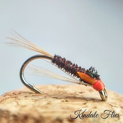 Red Head Diawl Bach size 14 (Set of 3) Fly Fishing