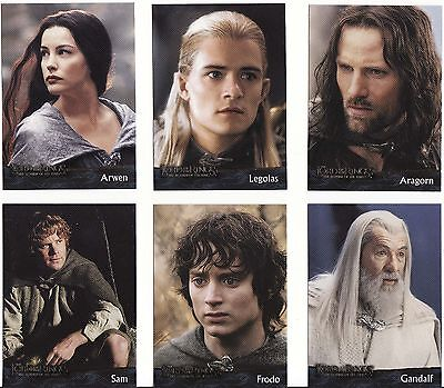 Arwen (Elven Maiden) Lord Of The Rings Card, 2004, The Return Of The King.