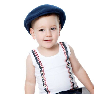 NEW Navy and red stripe braces vest Boy's by Arthur Ave