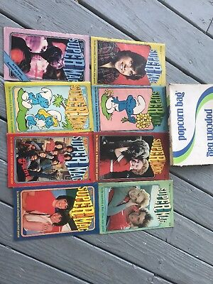 Lot of vintage SuperMag educational magazines from 1980s