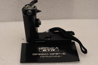 Zenza Bronica Speed Grip E for ETRS ETRSI ETRC ETR ETR-C GREAT CONDITION