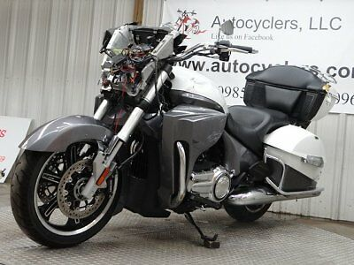 2016 Victory CROSS COUNTRY TOUR  2016 VICTORY CROSS COUNTRY TOUR SALVAGE CHEAP BUY IT NOW ONLY 6784 MILES