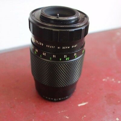 Mamiya / Sekor Camera Lens sx 1: 2.8 F= 135 mm