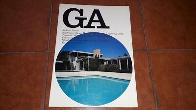 Ga Global Architecture 8 1974 Richard Neutra Kaufmann Desert English Japanese