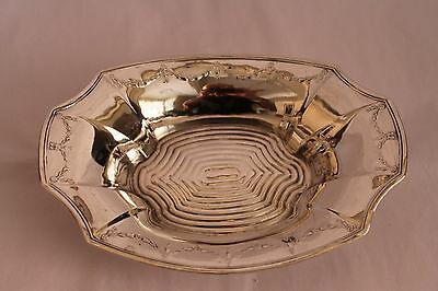 Bowl Sterling Silver Antique G H French & Co.c1920 Beautiful Condition