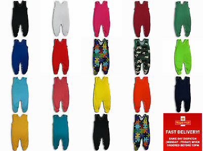 boy girl trousers baby sleepsuit crawlers leggings with feet 0-3-6-9-12-18months