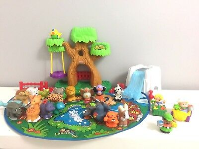Fisher Price Little People A to Z Interactive Learning Zoo™