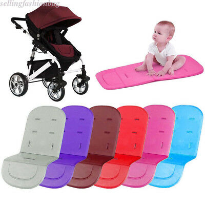 Universal Baby Kinderwagen Accessories Kissen Pushchair Car Seat Pram Liner Pad