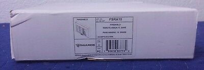 EST Edwards FSRA10 Fireshield 10 Zone Remote Annunciator F-Series