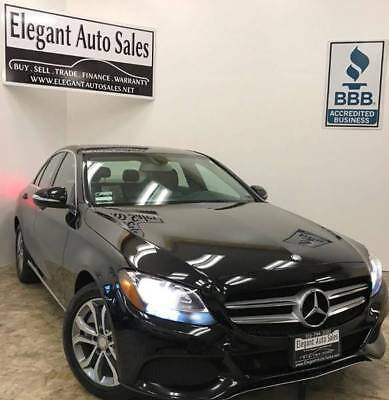 2015 Mercedes-Benz C-Class  2015 Mercedes-Benz C300