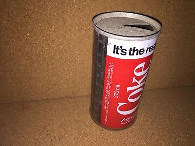 Coca Cola coke can AU 13oz