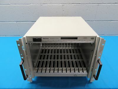 Tektronix VX1420A Intelliframe VXI 13 Slot Mainframe