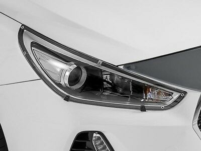 Genuine Hyundai PD i30 Headlight Covers