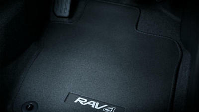 Genuine Toyota Rav4 Carpet Floor Mats Automatic Only (Aug08-Jan12)