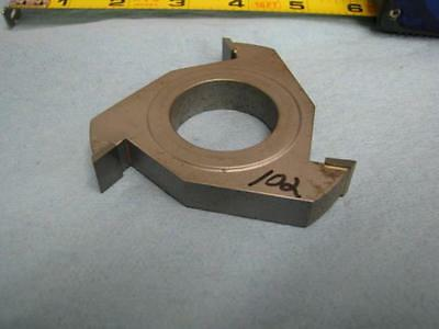 "Freeborn tool 1/2"" Rabbit Groove  1 1/4"" Shaper bore mount Carbide blade"