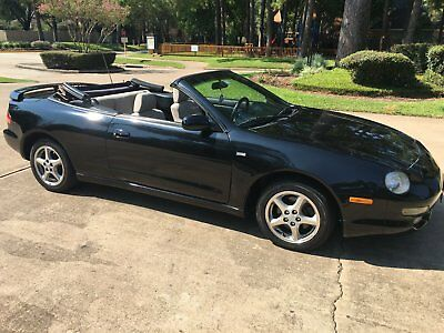 1997 Toyota Celica GT 1997 Toyota Celica GT Convertible Limited Edition