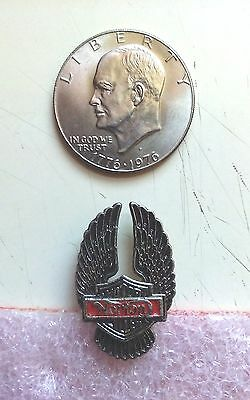 Vintage - 1978 Norton - Upwing Eagle Motorcycle Pin - Excellent