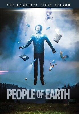 People Of Earth: The Complete First Season (DVD Used Like New)