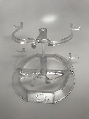 OAKLEY 4.0 TWO TIER EYEWEAR DISPLAY PIECE DOUBLE TIER DISPLAY 2 At ONCE clear