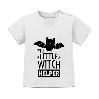 The Little Witch Helper Baby T-Shirt