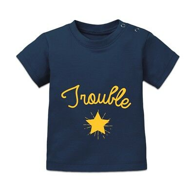 Double Trouble Two Baby T-Shirt