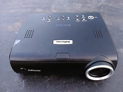InFocus IN35WEP Digital Projector Tested and Working