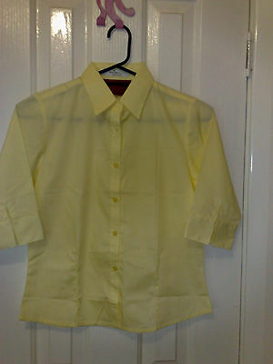 Girls size 12 Stubbies Blouse