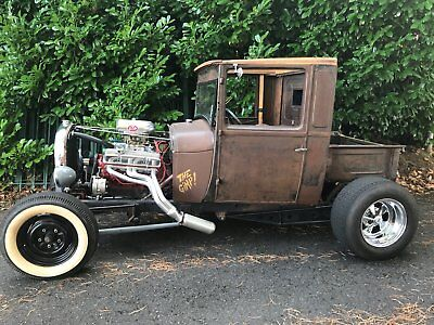 1928 Ford Model A  1928 Ford Model A rat rod / hot rod