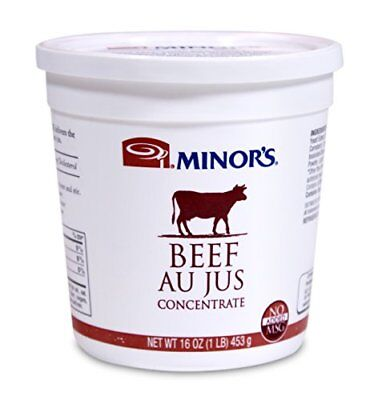 Minor's Au Jus Concentrate Beef 16 Ounce