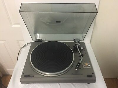AWA Turntable - Model SP-03 - Excellent Working Order - Incl. New Belt & Stylus