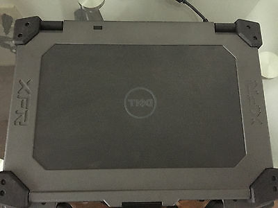 Dell Latitude E6420 XFR Rugged Extreme Laptop i7 2.7GHz 8GB 2TB WIN 10 OFFICE 16