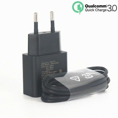Original UCH12 Fast Charger + UCB20 Type-C Cable For Sony Xperia XZ XA1 XZP